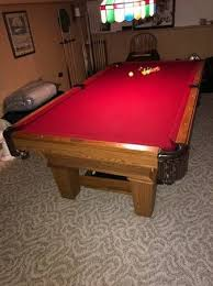 used pool tables for sale by owner olhausen billiards 8 pool table sold used pool tables billiard