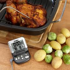 thermom re de cuisine polder digital thermometer with probe kitchen stuff plus