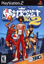 Backyard Basketball Ps2 by My Street Ps2 Next Level Games