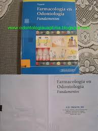 farmacologia en odontologia tripathi