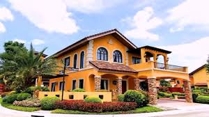 camella homes house design philippines youtube