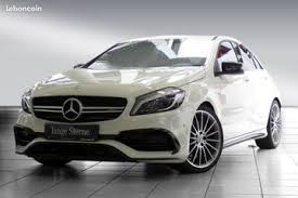 mercedes siege used mercedes a45 amg your second cars ads