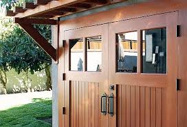 out swing carriage door conversion ideas for your garage project