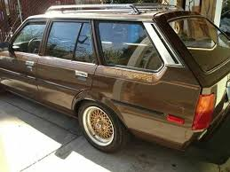 1982 toyota corolla for sale sell used 1982 toyota corolla wagon clean in redwood city