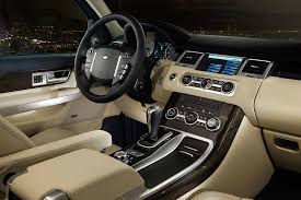land rover 2007 interior land rover sport related images start 450 weili automotive network