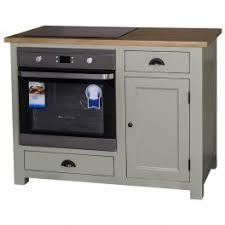 meuble bas cuisine pour plaque cuisson meuble bas de cuisine plateau chêne en bois massif pour plaque de