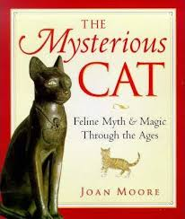 the mysterious cat joan moore 9780749920371