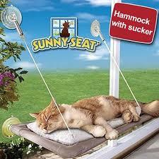 hamac si e mignon suspendu lits portant 20 kg fenêtre ensoleillée