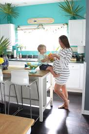 life with a dash of whimsy beach house diy painting kitchen cabinets