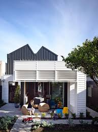 sandringham house double fronted weatherboard converted into a