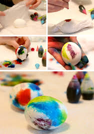 8 non traditional ways to color easter eggs coloring easter eggs