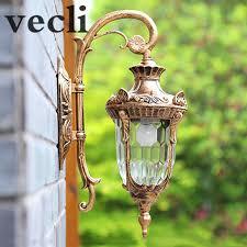 retro outdoor light fixtures aliexpress com buy europe outdoor wall l american style retro