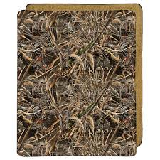 Pink Camouflage Bedding Realtree Max 5 Throw Blanket Camo Bedding