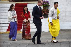 royal india and bhutan tour best pictures of kate middleton and