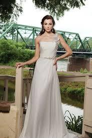 One Shoulder Wedding Dress Wedding Dress With One Shoulder Sposamore