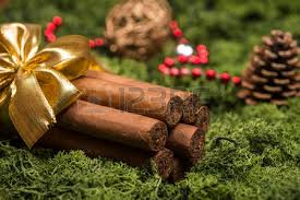 cuban cigars gift with ribbon and ornaments stock photo