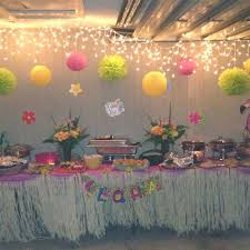 luau theme party how to plan luau theme luau party party lighting and luau