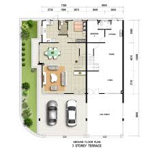 28 terrace floor plans craigleigh 6134 4 bedrooms and 4