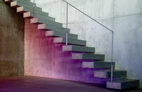 concrete stairecases concrete stairs ants u0027 house spain by