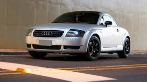 review audi tt quattro coupe 2003 manual youtube