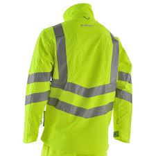 hi vis softshell cycling jacket pulsar p534 hi vis soft shell jacket