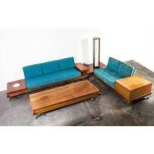 Mid Century Modern Sectional Sofa Mid Century Modern Sectional Sofa Set Martin Borenstein