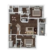 Gateway Floor Plan by Multi Family Gateway Village