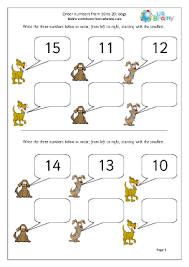 free worksheets ordering large numbers worksheet ks2 free math