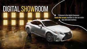 lexus showroom a few 2016 lexus ads benjamin stratton portfolio