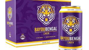 louisiana brewery honors lsu creates u0027bayou bengal u0027 beer ncaa
