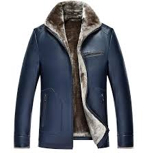 aliexpress buy 2016 new european men 39 s jewelry winter clothing leather men s leisure and velvet with thick fur