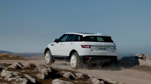 range rover evoque wallpaper 2019 land rover evoque off road back side view wide desktop