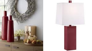 red home decor accessories see these 5 home accessories in pantone u0027s color of the year