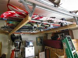 Garage For Cars by Garage Ski Storage Diy Or Prebuilt