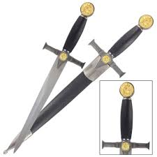 buy ornamental grande lodge ceremonial freemason dagger at