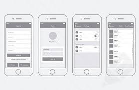 20 templates for creating high fidelity wireframes web u0026 graphic