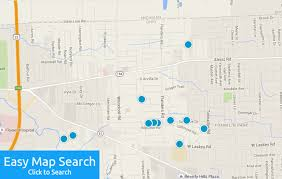Toledo Ohio Map Homes And Houses For Sale In West Toledo Ohio