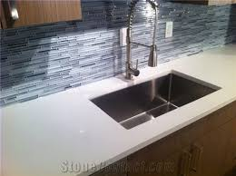 cutting countertop for sink quartz countertop with undermount sink cut out sealed and polished