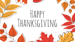 happy thanksgiving from your friends at cws