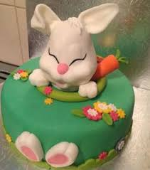 Decorated Easter Bunny Cakes by Easter Bunny Cake Prachtige Taarten Pasen Pinterest Easter