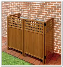 Backyard Garbage Cans by Ways To Hide Propane Tanks Google Search For The Home
