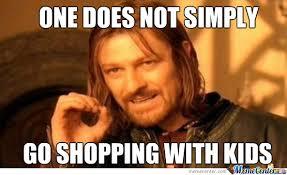 Black Friday Shopping Meme - tackling black friday with children storkcraft official website