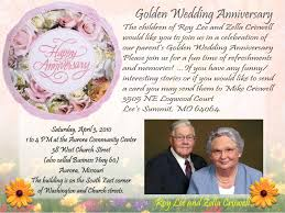 greetings for 50th wedding anniversary anniversary announcements 50th wedding anniversary wishes