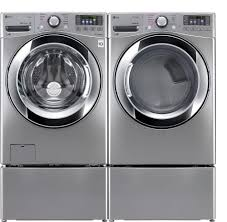 black friday 2017 washer dryer lg wm3670hva 27 inch 4 5 cu ft front load washer with steam