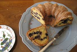 blueberry yogurt coffee cake recipes heirloom meals savoring