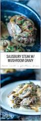 turkey mushroom gravy review by low carb salisbury steak with mushroom gravy i breathe i u0027m hungry