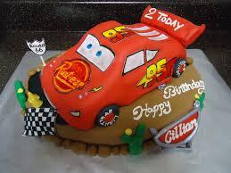 lightning mcqueen car cake cakecentral com