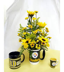flower delivery pittsburgh pittsburgh steelers mug in pittsburgh pa harolds flower shop