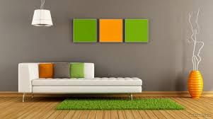 Beautiful Wall Painting Ideas And Designs For Living Room - Interior wall painting designs