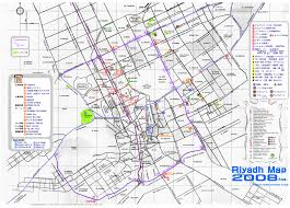 Traffic Map Houston Riyadh Map Jpg